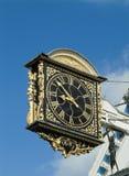 αρχαίο ρολόι Στοκ Εικόνες