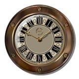 Αρχαίο ρολόι Στοκ Φωτογραφίες