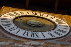 Αρχαίο ρολόι Στοκ εικόνες με δικαίωμα ελεύθερης χρήσης