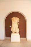 Αρχαίο ρωμαϊκό άγαλμα Στοκ εικόνα με δικαίωμα ελεύθερης χρήσης