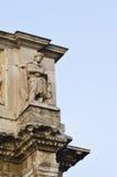 Αρχαίο ρωμαϊκό άγαλμα Στοκ εικόνες με δικαίωμα ελεύθερης χρήσης