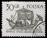 αρχαίο ρωμαϊκό εμπόριο σκα&p Στοκ φωτογραφία με δικαίωμα ελεύθερης χρήσης