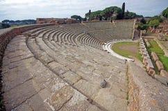 αρχαίο ρωμαϊκό θέατρο Στοκ εικόνες με δικαίωμα ελεύθερης χρήσης
