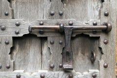 Αρχαίο σκληρό ξύλο Στοκ Φωτογραφίες