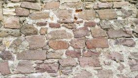 Αρχαίο σπίτι του τοίχου πετρών Στοκ φωτογραφία με δικαίωμα ελεύθερης χρήσης