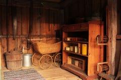 αρχαίο σπίτι deco Στοκ εικόνες με δικαίωμα ελεύθερης χρήσης