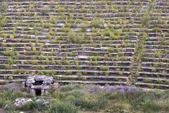 Αρχαίο στάδιο Afrodisias Στοκ Φωτογραφίες