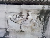 Αρχαίο σχέδιο Στοκ Εικόνα