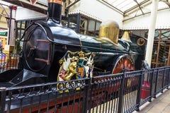 Αρχαίο τραίνο ατμού σε Windsor Στοκ εικόνες με δικαίωμα ελεύθερης χρήσης