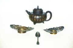 αρχαίο τσάι Στοκ φωτογραφία με δικαίωμα ελεύθερης χρήσης