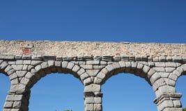 αρχαίο υδραγωγείο Ρωμαίος Στοκ Εικόνες