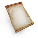 Αρχαίο υπόβαθρο εγγράφου Στοκ φωτογραφία με δικαίωμα ελεύθερης χρήσης