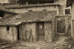 Αρχαίο χωριό Στοκ Εικόνες