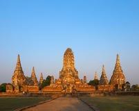 αρχαίο ύφος Ταϊλάνδη khemer wat στοκ φωτογραφία με δικαίωμα ελεύθερης χρήσης