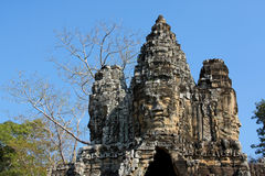 αρχαίο angkor Στοκ φωτογραφίες με δικαίωμα ελεύθερης χρήσης
