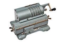 αρχαίο arithmometer μηχανικό Στοκ φωτογραφία με δικαίωμα ελεύθερης χρήσης