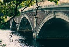 Αρχαίο brige Στοκ εικόνα με δικαίωμα ελεύθερης χρήσης