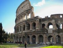 αρχαίο collosseo Ιταλία Ρώμη Στοκ Φωτογραφία