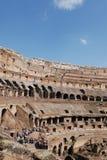 αρχαίο colosseum Ρωμαίος Στοκ εικόνα με δικαίωμα ελεύθερης χρήσης
