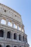 αρχαίο colosseum Ρώμη Στοκ Φωτογραφία