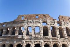 αρχαίο colosseum Ρώμη Στοκ Εικόνες