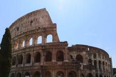 Αρχαίο colosseum στη Ρώμη, Ιταλία Στοκ φωτογραφία με δικαίωμα ελεύθερης χρήσης
