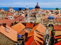 Αρχαίο Dubrovnik Στοκ φωτογραφίες με δικαίωμα ελεύθερης χρήσης