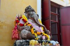 Αρχαίο Ganesha ή Ganesh λογαριάζει: Λόρδος της επιτυχίας (η ινδή EL Στοκ εικόνες με δικαίωμα ελεύθερης χρήσης