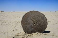 αρχαίο millstone Στοκ Εικόνες