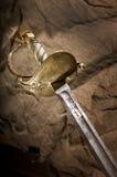 αρχαίο sabre Στοκ Εικόνα