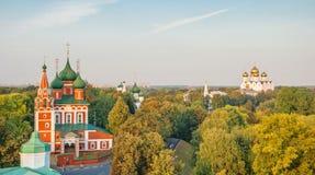 Αρχαίο Yaroslavl Στοκ Εικόνα