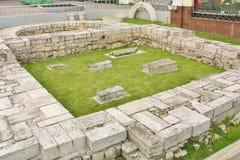 αρχαιολογικές ανασκαφ Στοκ εικόνα με δικαίωμα ελεύθερης χρήσης