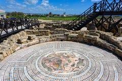Αρχαιολογική περιοχή στη Κύπρο στοκ φωτογραφίες με δικαίωμα ελεύθερης χρήσης