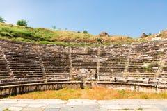 Αρχαιολογική περιοχή Aphrodisias στην Τουρκία Στοκ Φωτογραφία