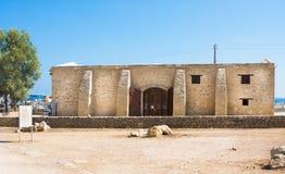 Αρχαιολογικό πάρκο της Kato Πάφος Πάφος, Κύπρος Στοκ Εικόνες