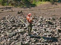 αρχαιολόγος 11 Στοκ Εικόνα