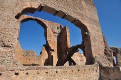 Αρχαιολογική περιοχή Ρώμη, dei Quintili, Appia Antica βιλών Στοκ φωτογραφίες με δικαίωμα ελεύθερης χρήσης