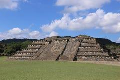 Αρχαιολογική περιοχή της EL Tajin, Βέρακρουζ, Μεξικό στοκ φωτογραφίες με δικαίωμα ελεύθερης χρήσης