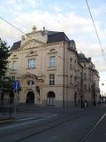 Αρχαιολογικό κτήριο Στοκ εικόνες με δικαίωμα ελεύθερης χρήσης