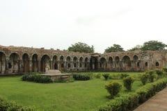 Αρχαιολογικό πάρκο champaner-Pavagadh στοκ φωτογραφία με δικαίωμα ελεύθερης χρήσης