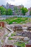 αρχαιολογικό πάρκο paphos kato ανασκαφών της Κύπρου Στοκ Εικόνες