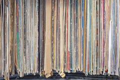 Αρχεία LP στοκ φωτογραφία με δικαίωμα ελεύθερης χρήσης