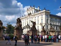 Αρχιεπίσκοπος Palace, Πράγα, Δημοκρατία της Τσεχίας Στοκ φωτογραφία με δικαίωμα ελεύθερης χρήσης