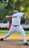 Αρχιθαλαμηπόλος Joba - στάμνα των New York Yankees Στοκ Φωτογραφίες