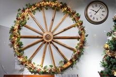 Αρχική διακόσμηση για τις ιδέες Χριστουγέννων Στοκ εικόνες με δικαίωμα ελεύθερης χρήσης