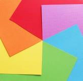 Αρχική και δευτεροβάθμια ρόδα χρώματος Στοκ εικόνες με δικαίωμα ελεύθερης χρήσης