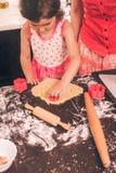 αρχιμάγειρας ευτυχής λί&ga Στοκ Εικόνες