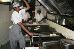 αρχιμάγειρας Ινδός στοκ φωτογραφία με δικαίωμα ελεύθερης χρήσης