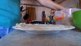 Αρχιμάγειρας στην κουζίνα φιλμ μικρού μήκους