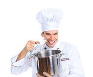 αρχιμάγειρας Στοκ εικόνα με δικαίωμα ελεύθερης χρήσης